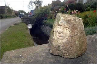 England - Gargoyle in Yorkshire