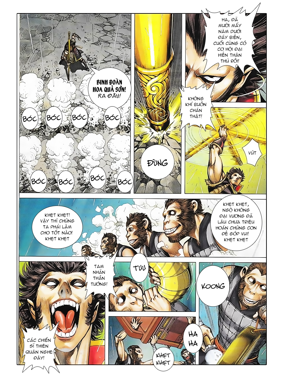 Tây Du chap 34 Trang 17 - Mangak.info