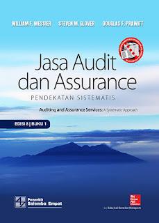 Jasa Audit dan Assurance (Pendekatan Sistematis) 1, E8