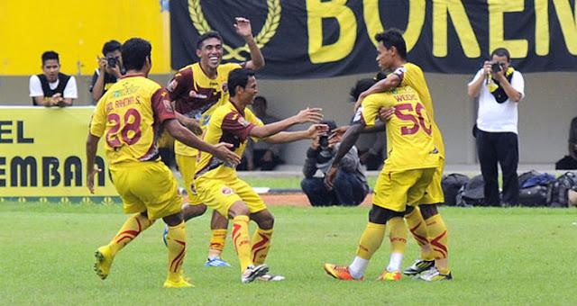 Sriwijaya FC Jungkalkan Arema Indonesia 3 – 1