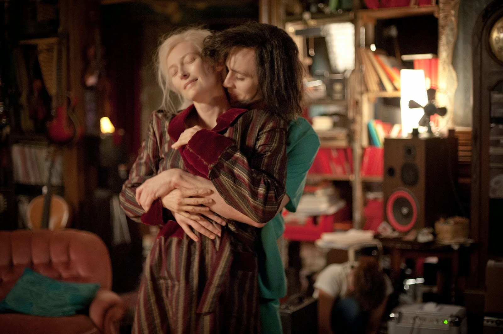 O romance vampiresco de Only Lovers Left Alive