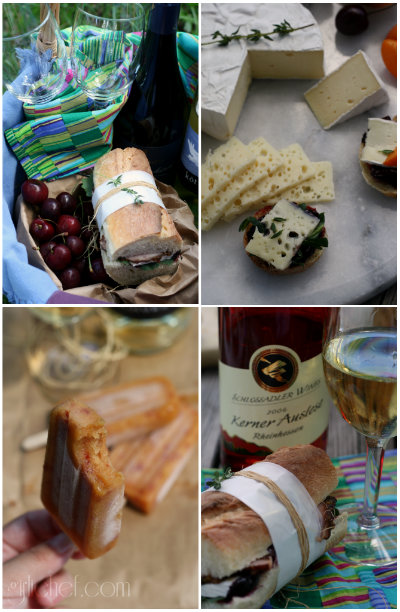 A Midsummer's Picnic w/ Schlossadler Int'l Wines