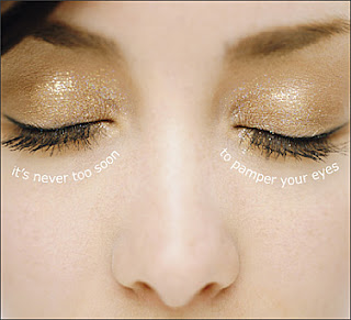 Pamper Your Eyes well this Summer