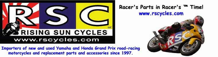 Rising Sun Cycles / Motorcycle Racing and track day Parts and Accessories