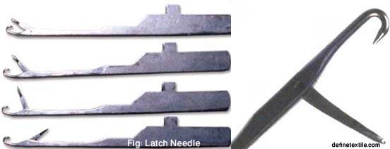 Latch-Needle