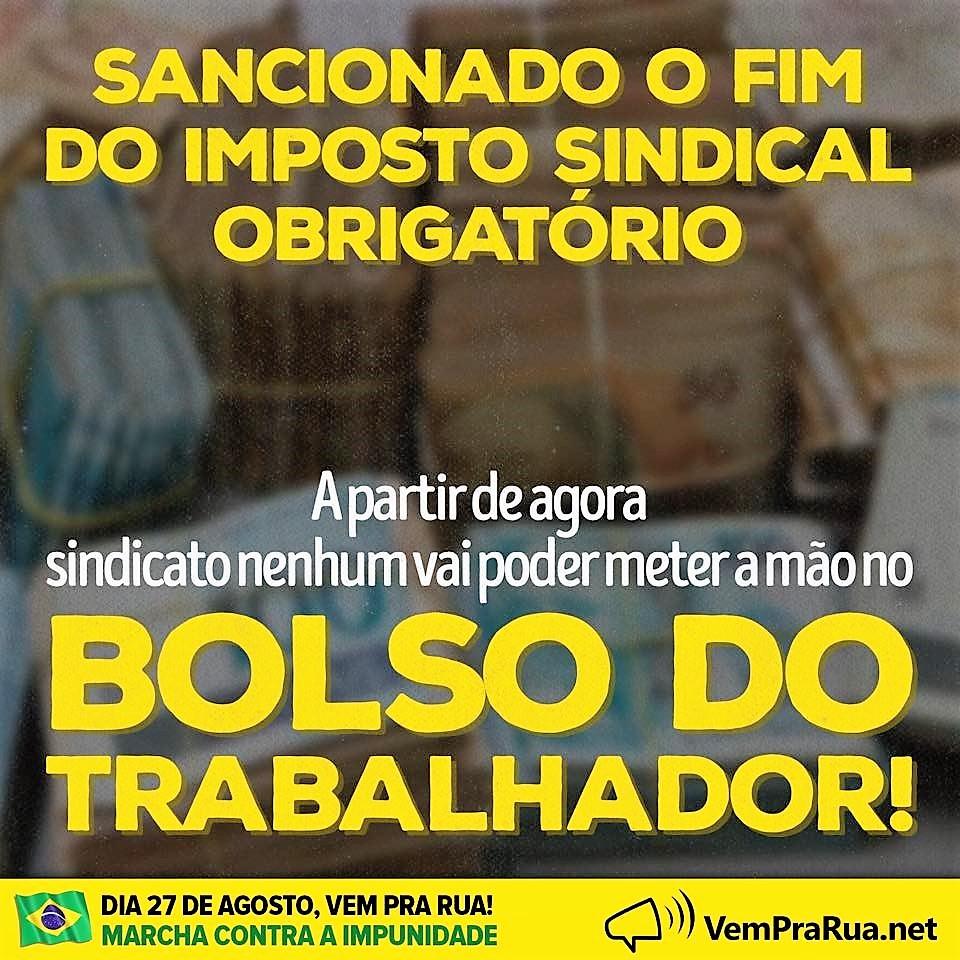 27 de agosto: Brasil