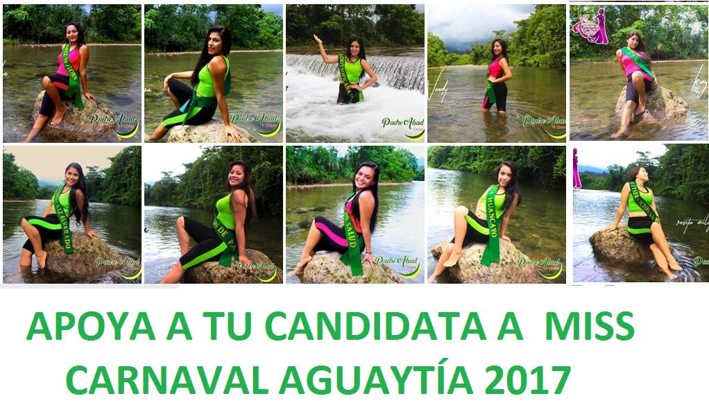 Miss Carnaval Aguaytía 2017