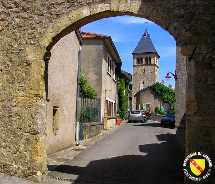 VAUX (57) - Eglise Saint-Remi