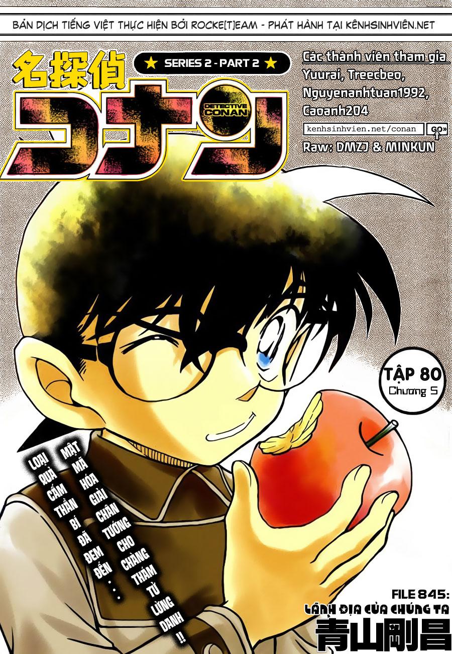002, Thám tử lừng danh Conan chap 845    NarutoSub