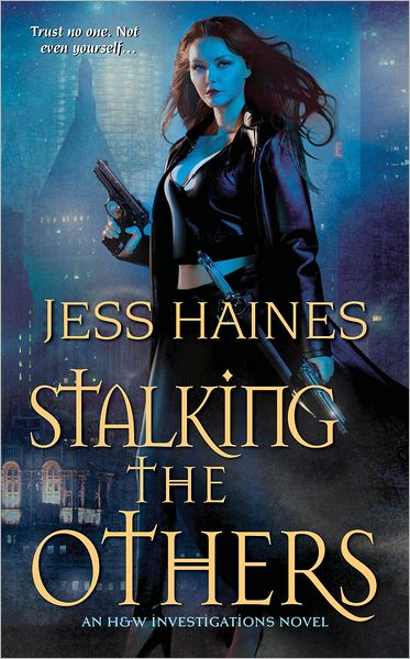 Post Thumbnail of Author Interview with Jess Haines + Giveaway