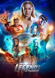 Legends of Tomorrow Temporada 4 audio latino