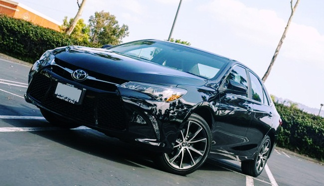 2018 toyota camry xse v6 review toyota camry usa. Black Bedroom Furniture Sets. Home Design Ideas