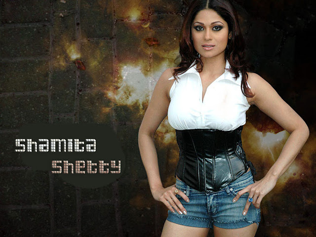 Shamita Shetty Hot Photos