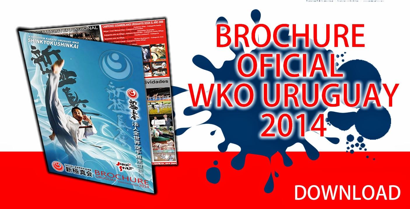 BROCHURE WKO URUGUAY