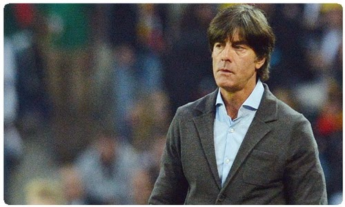 Löw: If we can achieve a similar mood among fans, we will be very happy