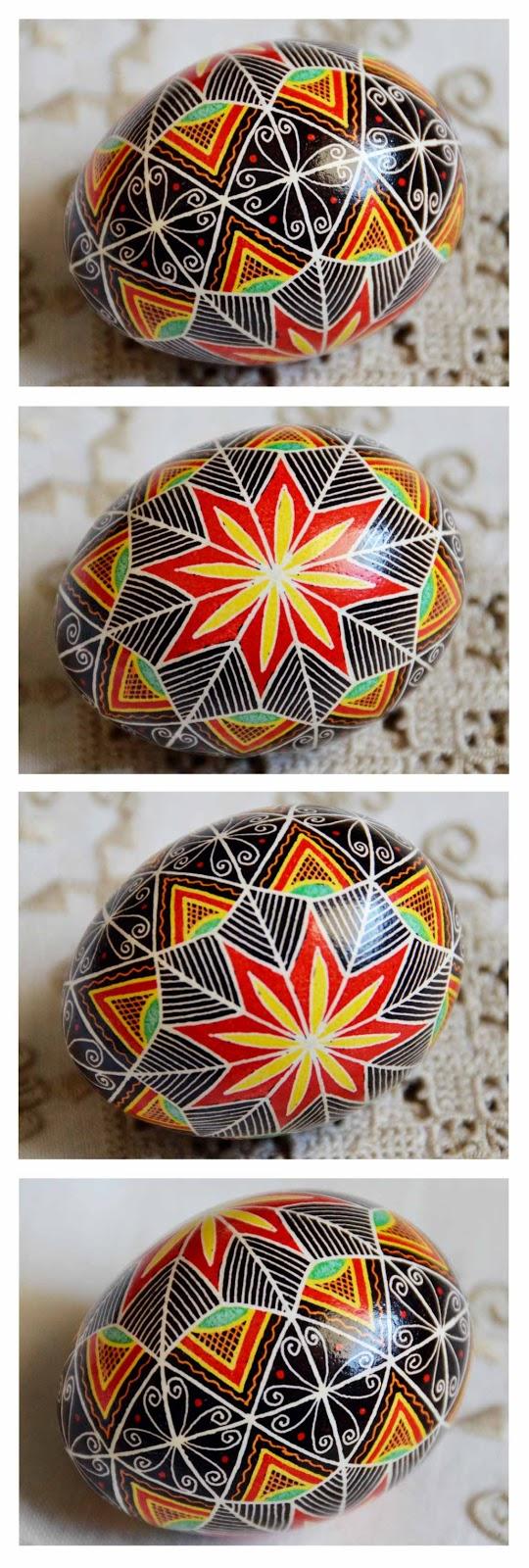 Ukranian Ukrainian Easter Egg