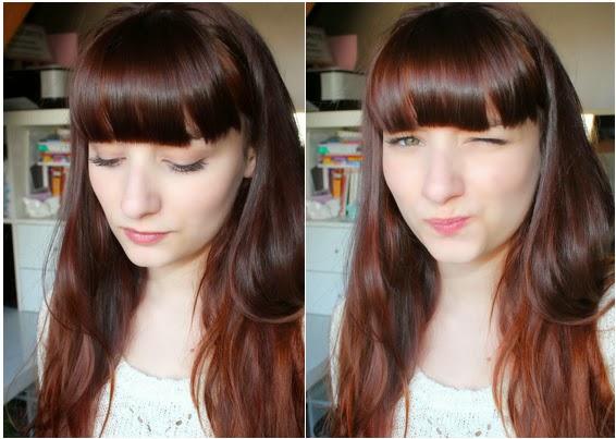 cheveux aprs le dernier henn - Eclaircir Cheveux Colors
