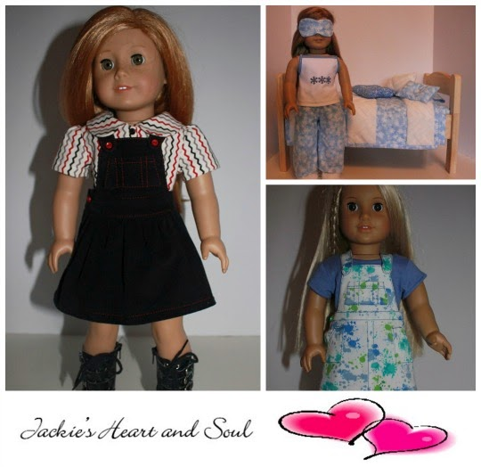 Fun Fall Fashions From Jackie's Heart And Soul!