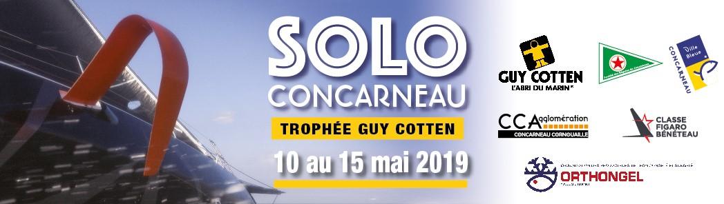 SOLO CONCARNEAU - TROPHEE GUY COTTEN