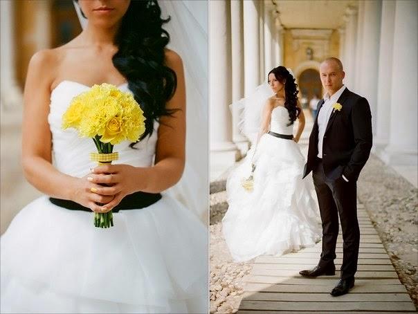 свадебный букет из гвоздики
