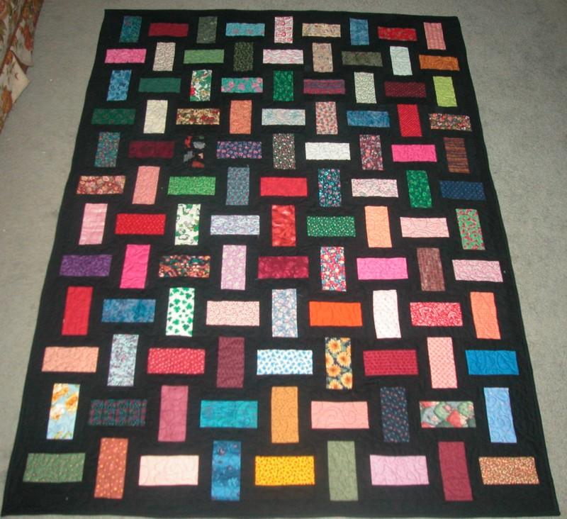 MaDan's Quilting: Bricks and Boxes : quilt shadow box - Adamdwight.com