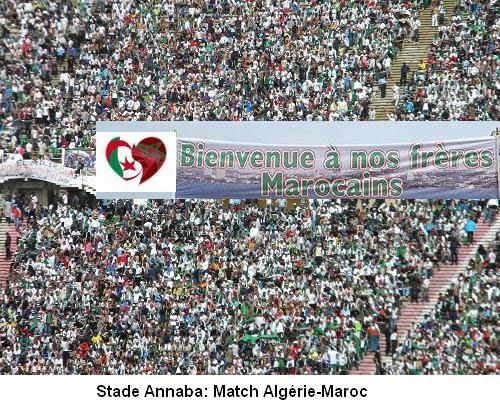 rencontre algerie usa