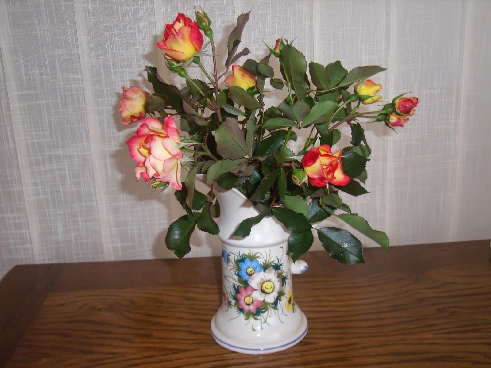 le blog des 3 filles conserver les roses coupees. Black Bedroom Furniture Sets. Home Design Ideas