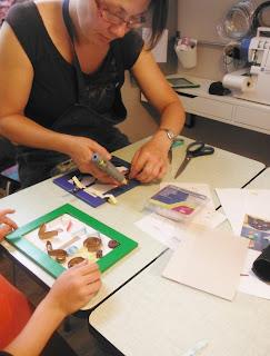 atelier enfant diy boutique savenay minus concept store loisirs créatifs quilling page facebook mimi vermicelle