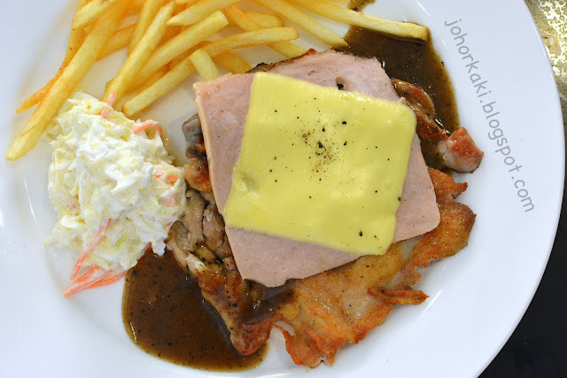 Lemon-Tree-Kulai-Johor-Chicken-Chop