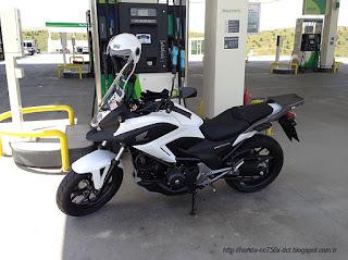 Honda NC750X Yakıt Tüketimi Nasıl