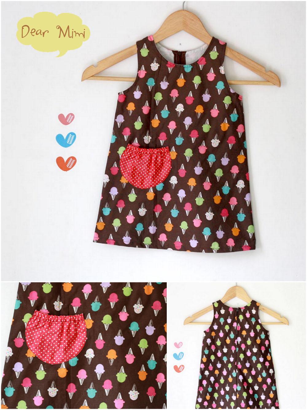 Utary Handmade Baju Anak Dear Mimi