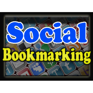 High Page Rank  Social Bookmarking Sites