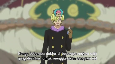 1 One Piece Episode 591 [ Subtitle Indonesia ]