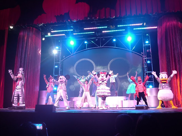 Disney Live: Mickey's Music Festival #SunDisney