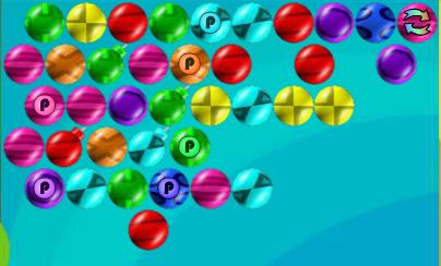 Game Bắn Bóng 7 màu, chơi game ban bong mau online