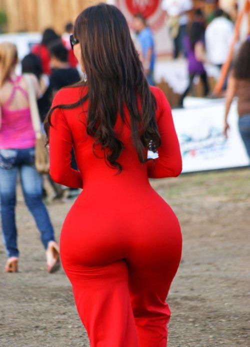 Chicas con traseros impactantes