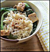 Baby Bok Choy with Crispy Tofu