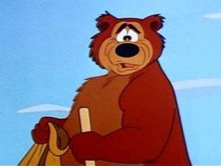 Disney bear cartoon characters