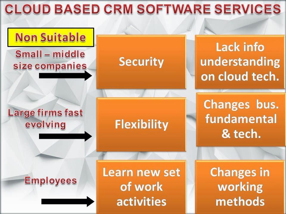 crm software essay