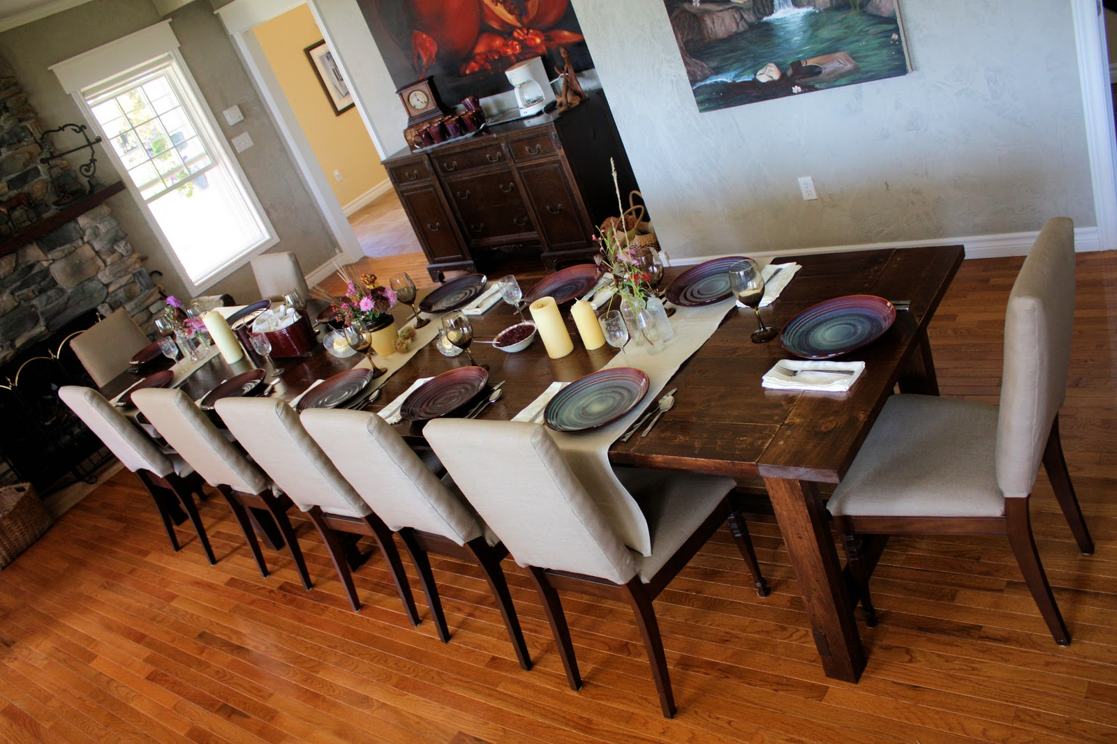 Farmhouse dining room table for sale - Farmhouse Dining Room Table For Sale