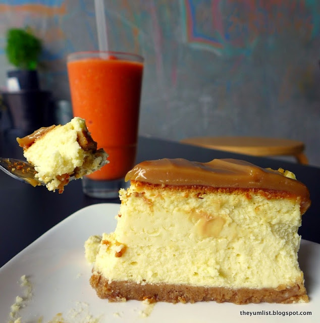 best cheesecakes in kl