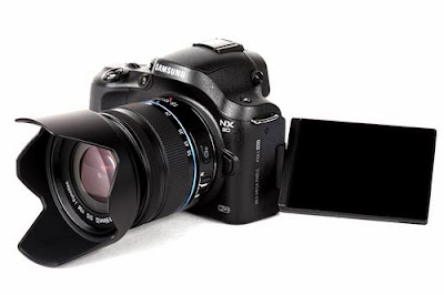 Samsung NX20, kamera prosumer, kamera DSLR, kamera mirrorless, interchangeable lens, kamera saku, video Full HD