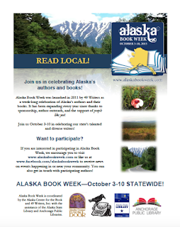 ORDER YOUR ALASKA BOOK WEEK POSTERS AND BOOKMARKS TODAY! (Coming Soon)