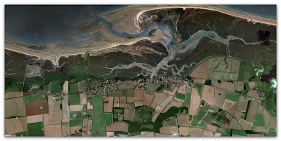 Banchester - satellite view