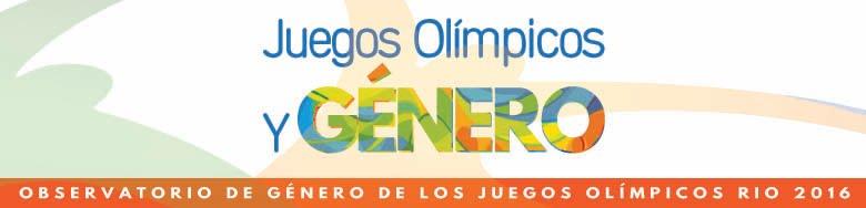 Juegos Olímpicos y Género