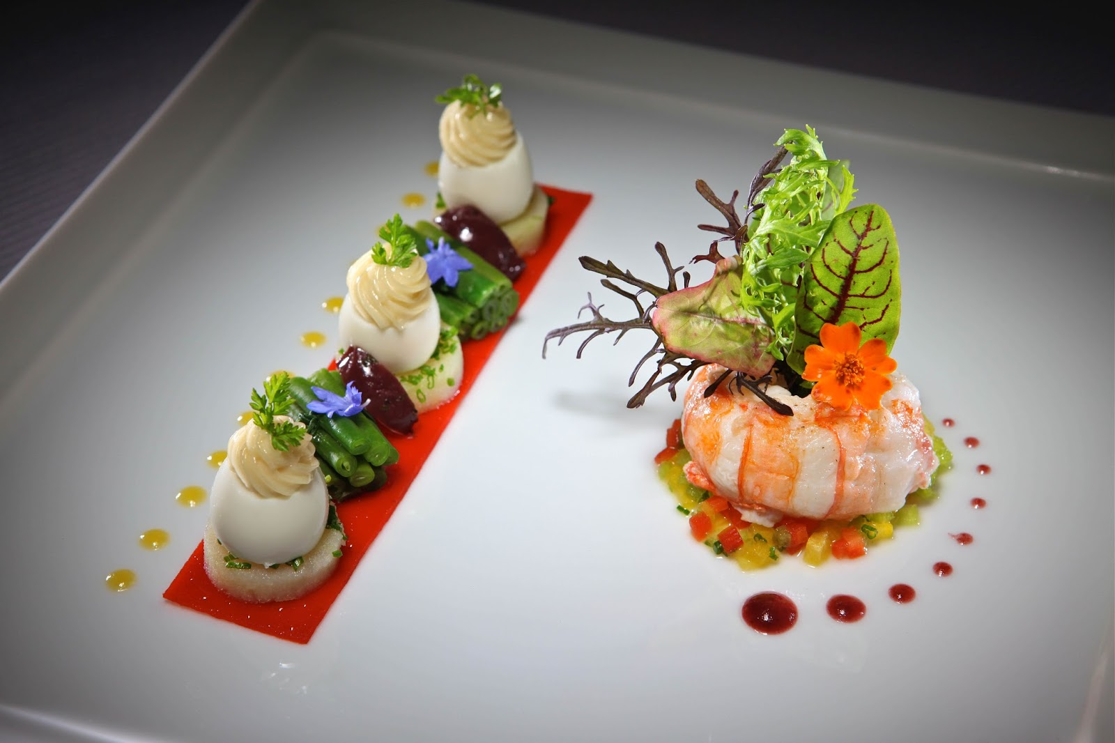 Burhan abe 39 s blog haute gastronomy by michelin star chef for Decoration culinaire
