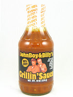 JohnBoy & Billy's Hot & Spicy Grillin' Sauce