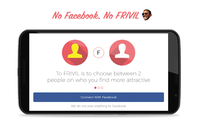 Frivil - The India's Dating App