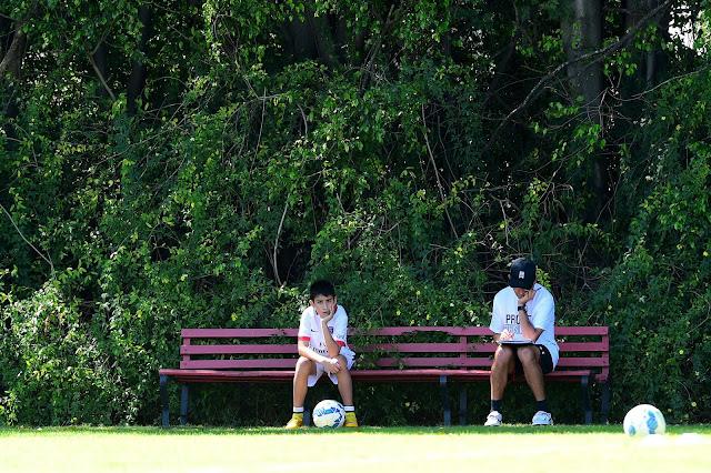 Técnico colombiano já conhece melhor o seu elenco e está mais à vontade para mudar (foto: Sergio Barzaghi/Gazeta Press)