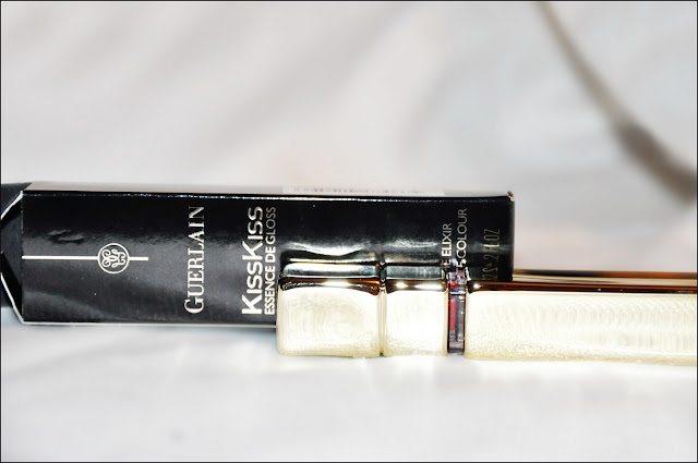 Блеск для губ Guerlain KissKiss Essence de Gloss # 420 Vermillion
